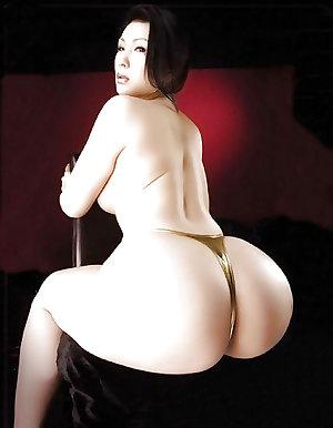 Asian Exotics Ass Booty 2