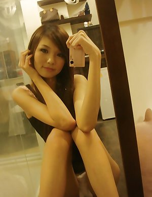 Sexy Beauty of Asian girls