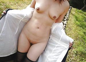 Japanese amateur outdoor 205