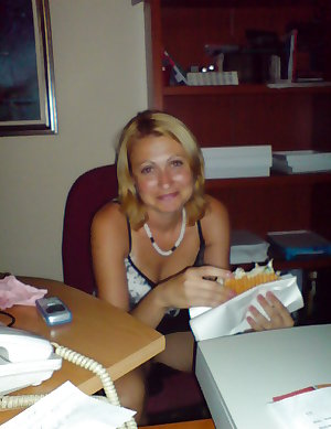 Bulgarian office girl