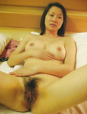Sexy Slutty Hairy Asian