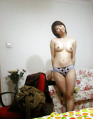 Sexy Slutty Hairy Asian