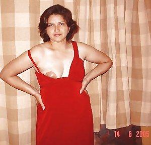 Nude Indian Aunties Series