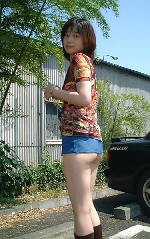 Japanese amateur girl