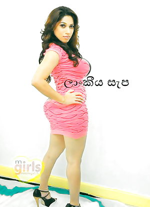 Sri Lankan Actress fake
