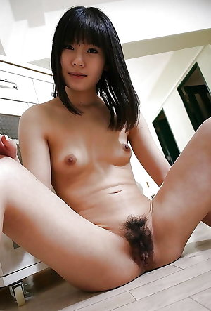 Hairy asian pussies 8