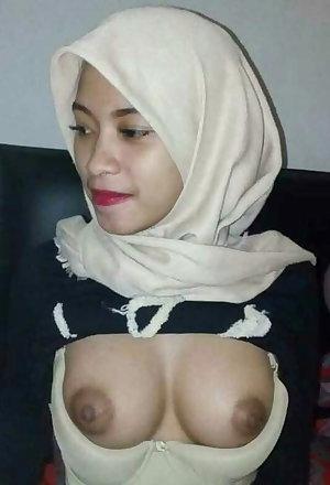 Asian hijab indo jilbab malay tudung