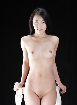 Shaved japanese pussy 5