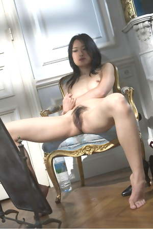 Hairy asian pussies 3