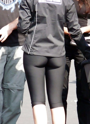 Tight Camel Toes and Butt