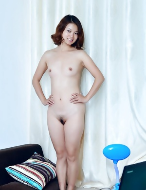 Chinese Hairy Pussy