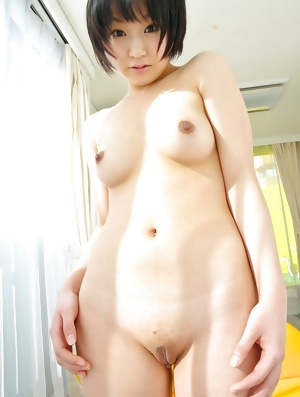 smooth shaved asian pussy