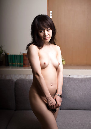 Asian nude home