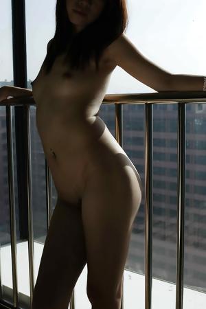 Beautiful Asian Girl Nude