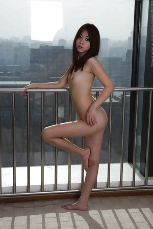 Beautiful Asian Girl Nude