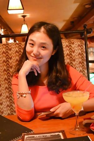 Nice Chinese girl