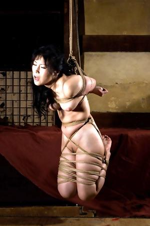 Rope and Skin SHIBARI