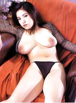 Anna Ohura - Sexy japanese Girl