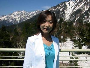Sexy Asian Lady :-)))