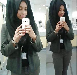 My favourite Niqab Hijab pics :)