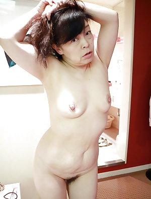 Japanese Amateur Mature Sluts 32