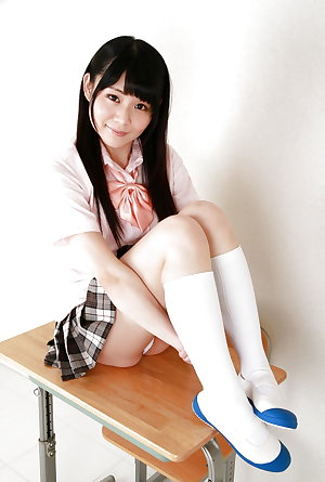 Japanese School Girls # 2