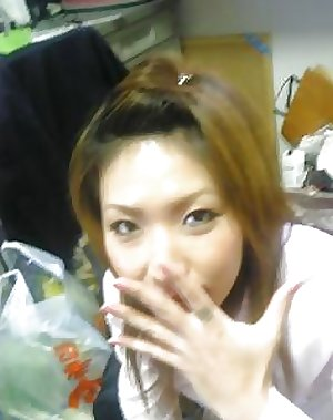 Japanese Girl Selfshots 235