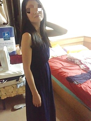 Pregnant chinese woman