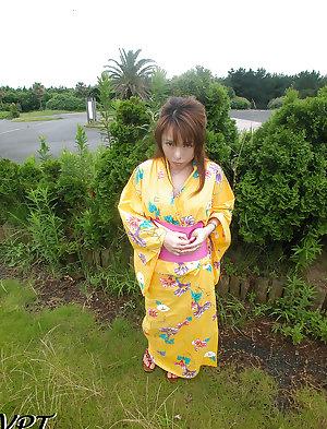 Japanese amateur outdoor 035