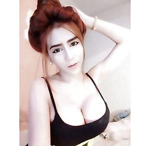 Teen Thai Girls with massive tits Facebook  Thailand