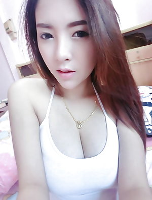Teen Thai Girls with massive tits Facebook  Thailand