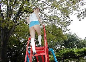 Japanese amateur outdoor 070
