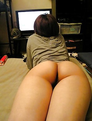 Cute Asian Ass XI