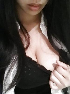 Asian Teen Selfie Slut Sandra X