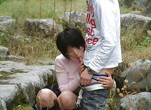 Japanese amateur outdoor 178